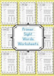 best 25 sight word worksheets ideas on pinterest sight words