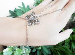 bracelet ring silver images Slave bracelet with ring 2018 on hands images jpeg