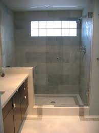 bathroom walk in shower doors grey decoration bathroom shower wall