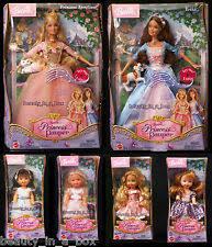 barbie kelly princess pauper ebay