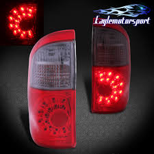 2010 toyota tundra tail light bulb replacement for 2000 2001 2002 2003 2004 2005 2006 toyota tundra led red smoke