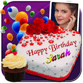 birthday greeting cards maker photo frames cakes android apps