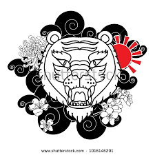 angry tiger free vector stock graphics images