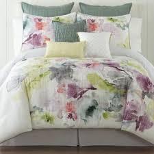 Purple Floral Comforter Set 123 Best Bed Sets Images On Pinterest Bed Sets Bed Spreads And