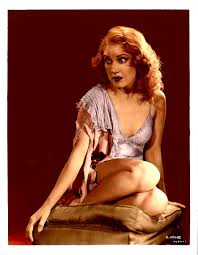 colorized fay wray publicity king kong dr realart md