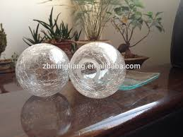 crackle glass shape light covers buy light covers