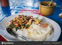 id cuisine simple simple meal food in rice with stir