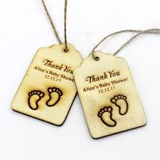 personalized wooden gifts 10pcs personalized engraved wooden thank you gifts tags decor tags