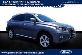 kendall lexus used cars used cars for sale used car dealership in kendall fl