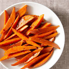 why oh why do we sweet potatoes for thanksgiving martha