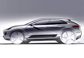 porsche macan 2013 porsche macan suv to debut at 2013 los angeles show report