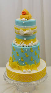 duck baby shower ideas baby shower cake ideas with ducks new rubber ducky baby shower