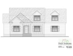 four seasons contractors new homes for sale rocky mount nc