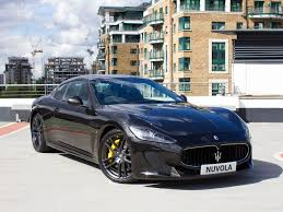 maserati london maserati granturismo mc stradale 4 7 v8 mc shift 2dr coupe