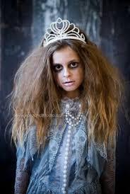 Zombie Princess Halloween Costume Zombies Creepy Princess