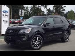 review ford explorer sport 2017 ford explorer sport ecoboost awd w gloss black trim review