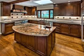 Simple Cherry Cabinet Kitchen Designs Glass Backsplash Cabinets - Cherry cabinet kitchen designs