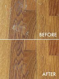 Repairing Scratches In Laminate Flooring We Can Make Anything The Walnut Wood Repair Trick