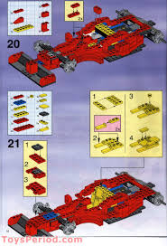 ferrari lego shell lego 2556 shell promotional set ferrari formula 1 racing car set