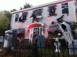 demented animated halloween prop garden yard haunted house scary