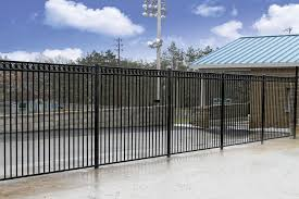 strauss fence company new concord ohio ornamental aluminum fence