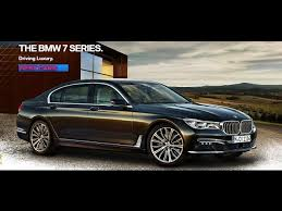 Bmw 7 Series 2016 Interior What New 2017 Bmw 7 Series Review Interior Exterior And Drive