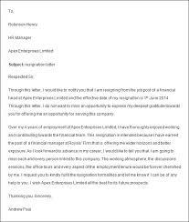 nursing resignation letters coverlettersandresume com 30