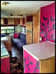 designs by jeannine 5th wheel rv remodel
