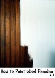Painting Wood Paneling Ideas Wood Paneling New Spins On An American Classic An Ageless Motif