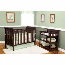 Delta Changing Table Espresso Delta Children Glenwood 3 In 1 Convertible Sleigh Crib Espresso