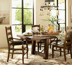 Pottery Barn Dining Room Ideas Remarkable Pottery Barn Dining Room Lighting 27 For Your Dining