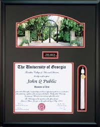 diploma frames with tassel holder uga diploma frame with tassel uga diploma frames