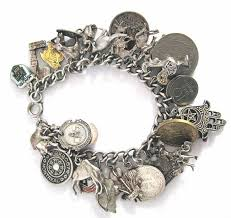 s charm bracelet 319 best vintage charms bracelets images on charm