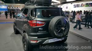 dilip chhabria modified jeep ford ecosport mymcar pinterest ford ecosport ford and cars