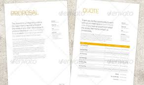 quote proposal template web design proposal sample com web design