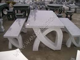 Stone Chair Granite Table And Chair Tabl029 Welcome To Visit Our Website To