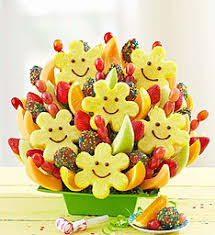 fruit bouque a smile fruit bouquet fresh fruit arrangement in salisbury