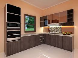 kitchen set minimalis modern desain kitchen set modern dapur minimalis idaman pinterest