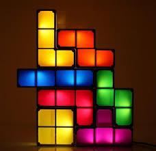 Diy Led Desk Lamp Desk Lamp Original Tetris Stackable Led Desk Lampnovelty Light