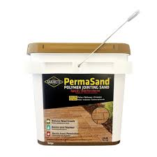 Lowes Polymeric Paver Sand by Sakrete Permasand 40 Lb Paver Joint Sand 65470004 The Home Depot