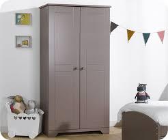 chambre fille et taupe armoire enfant nature taupe mobilier de fabrication française