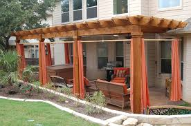 Outdoor Privacy Curtains Pergola Privacy Curtains Outdoor Living Dma Homes 57869
