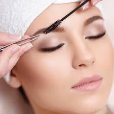Shaping Eyebrows At Home Home Brow And Beauty Bar
