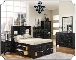 Jansey Upholstered Bedroom Set Bed Storage Unit Zamp Co