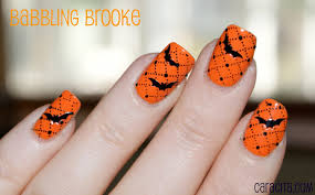 halloween nail design bats bats more bats youtube bat nail art