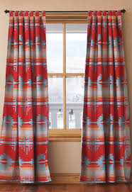 red ranch southwestern curtains southwestern decor cool home