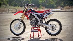 honda motocross racing 2017 honda crf250r first impression transworld motocross