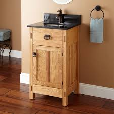 19 mission hardwood vanity for undermount sink wood vanities