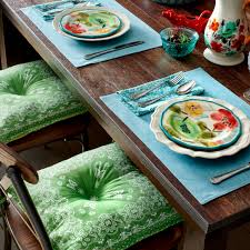 Outdoor Chairs Cushions Bandana Outdoor Chair Cushions Pioneer Woman And Linens