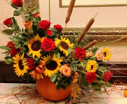 fall silk flower centerpieces at petals fugi mum croton weddings by jones the florist relax we make all arrangements fully embrace fall ditching glass vase home decor